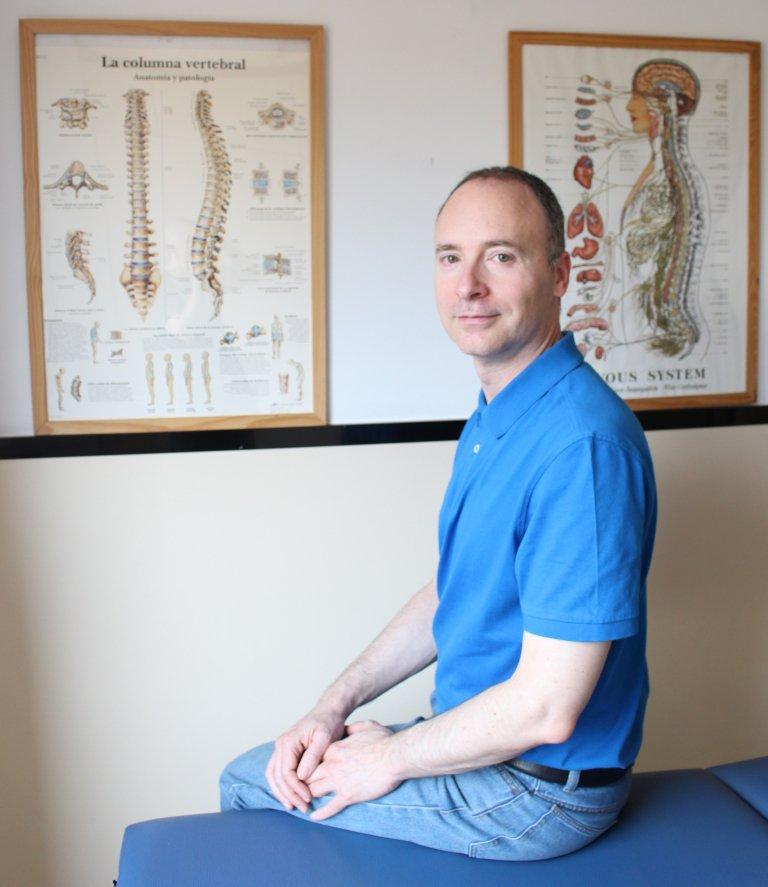 Fisioterapeuta y especialista en AtlasPROfilax